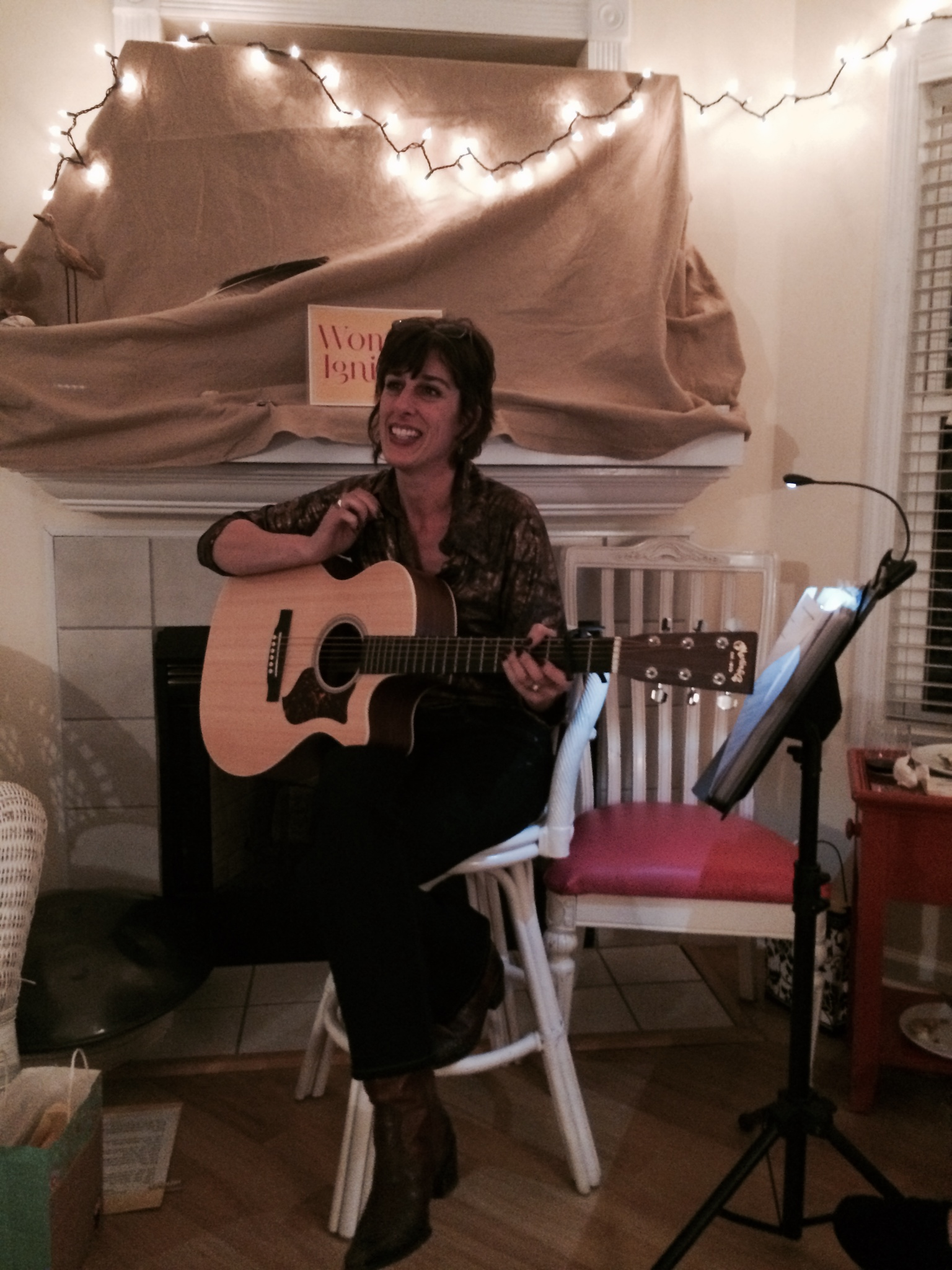 Isabel Taylor Pinnacle View Beach Retreat March 2015