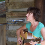 Isabel Taylor at the NC Songwriters Co-op Retreat June 2015