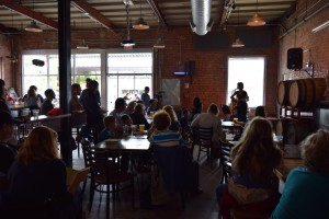Carrboro Music Festival at Steel String Brewery, Sept. 27, 2015
